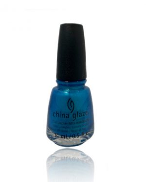 JenaesNails-China-Glaze-Mer-made For Bluer Waters