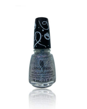 China Glaze - T is for Tinsel