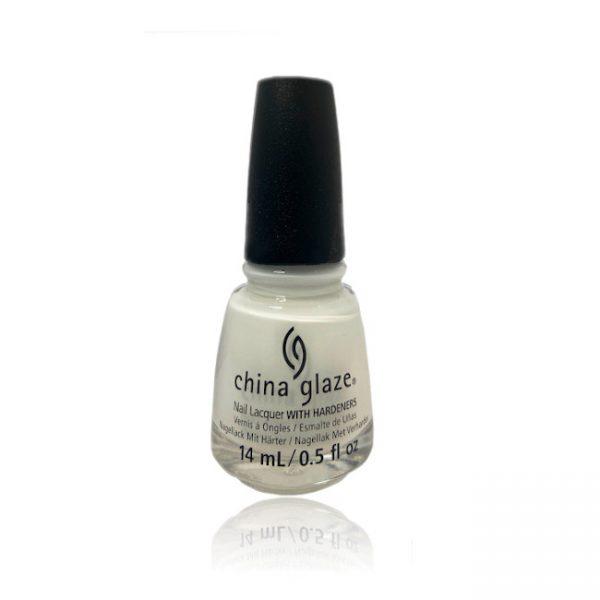 JenaesNails-China-Glaze-White On White
