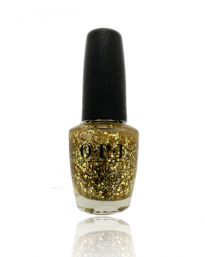 JenaesNails-OPI-Gold Key to the Kingdom
