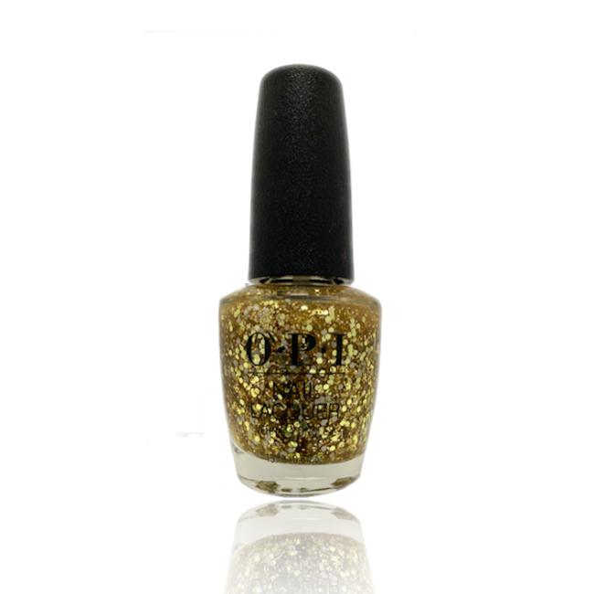 JenaesNails-OPI-Gold Key to the Kingdom
