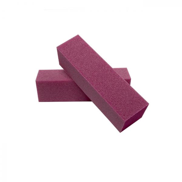 JenaesNails - 4 Pink Sanding Block