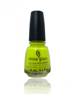 JenaesNails - China Glaze-Celtic Sun
