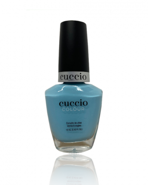 JenaesNails - Cuccio Color- Blueberry Sorbet
