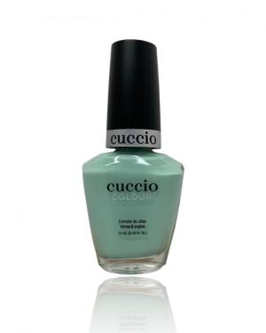 JenaesNails - Cuccio Color- Mint Sorbet