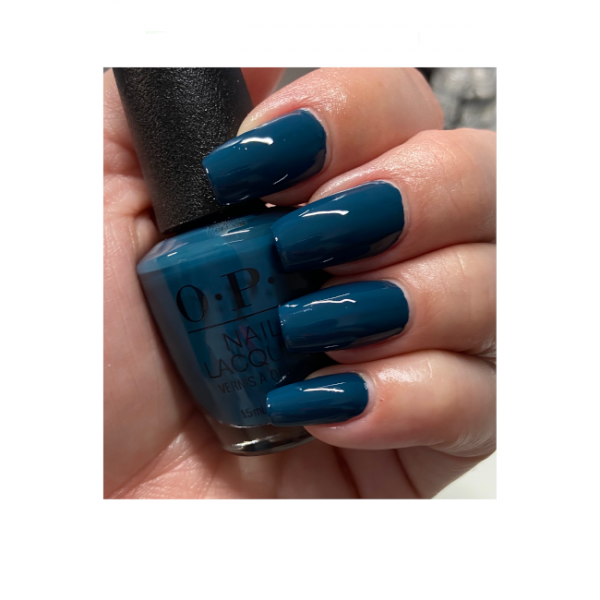 JenaesNails - OPI - Drama at La Scala - Nail Swatch