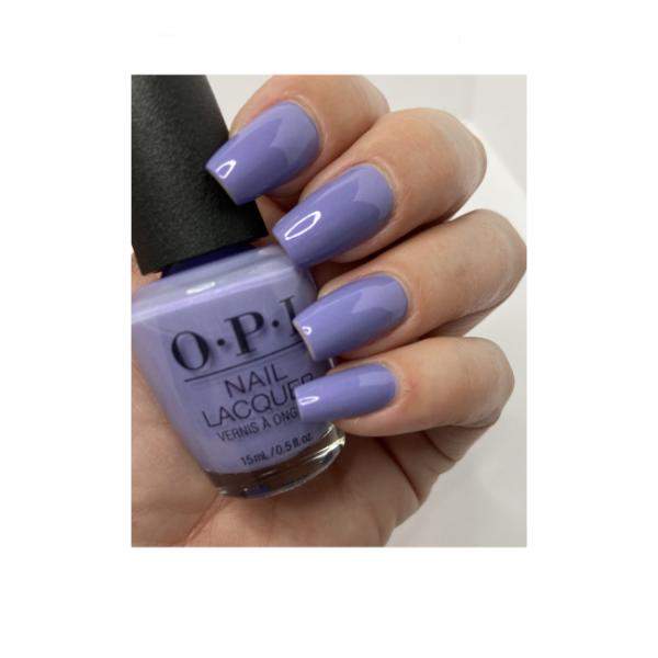 JenaesNails - OPI - Galleria Vittorio Violet - Nail Swatch