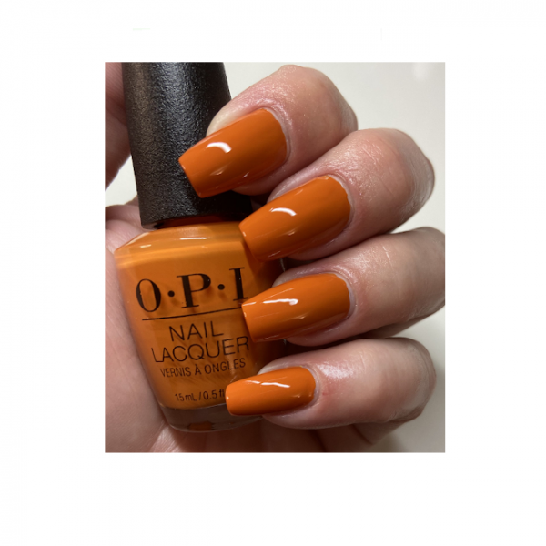 JenaesNails - OPI Have Your Panettone and Eat it Too Nail Swatch