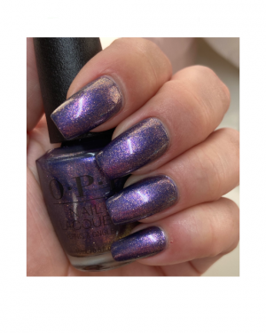 JenaesNails - OPI - Leonardo's Model Color - Nail Swatch