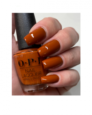 JenaesNails - OPI - My Italian is a Little Rusty - Nail Swatch