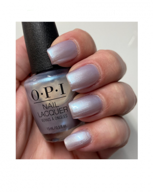 JenaesNails - OPI - This Color Hits all the High Notes - Nail Swatch