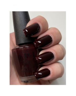 OPI Muse of Milan Complimentary Wine Swatch