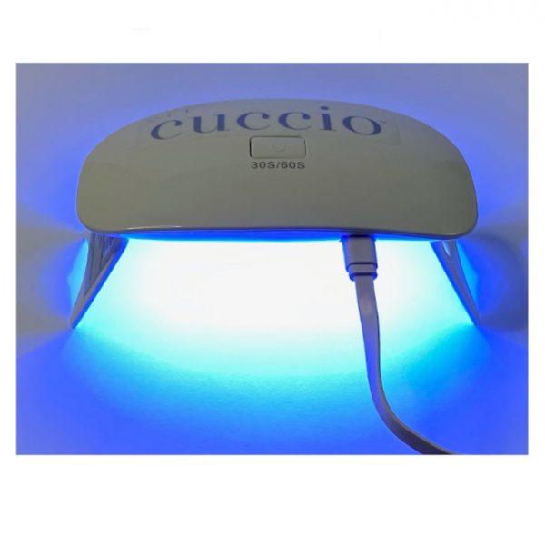 JenaesNails - Cuccio - Cuccio Nail Lamp