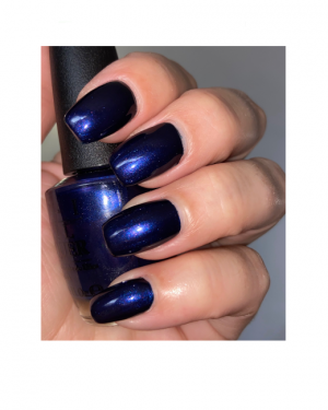 JenaesNails - OPI - Russian Navy - Nail Swatch
