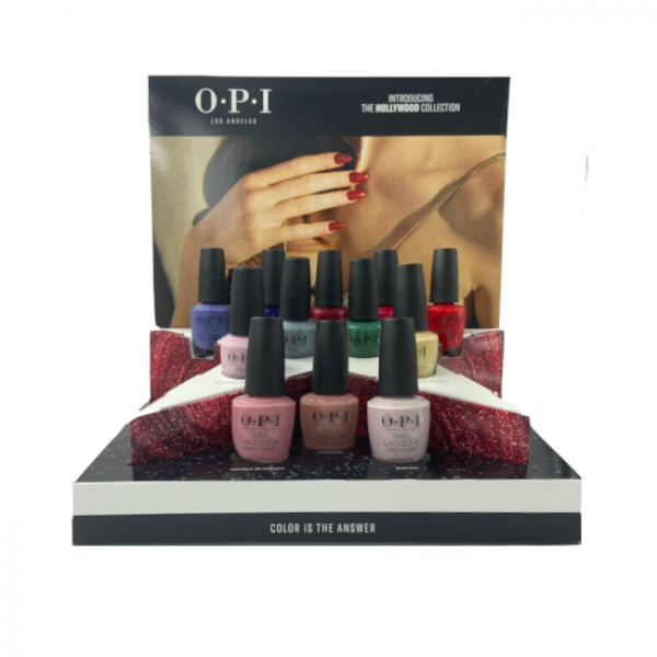 JenaesNails - OPI - Hollywood Collection