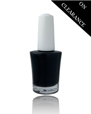China Glaze - Ever Glaze Back To Black