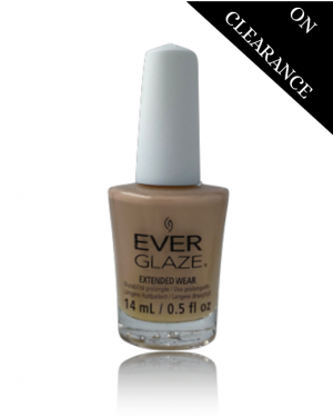 China Glaze - Ever Glaze Beach Beige