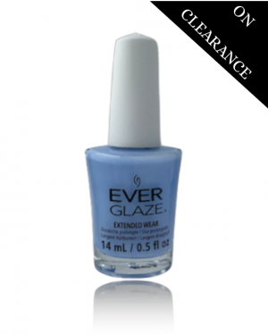 China Glaze - Ever Glaze Breath of Fresh Air