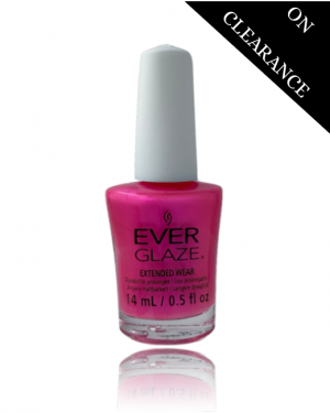 China Glaze - Ever Glaze Rethink Pink