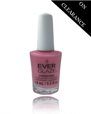 China Glaze - Ever Glaze Rose To The Occasion