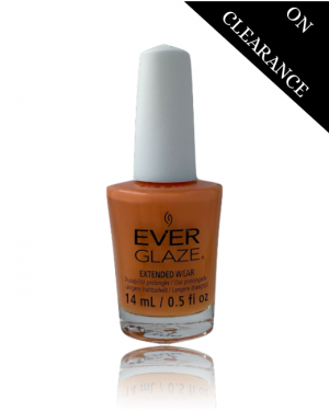 China Glaze - Ever Glaze What A Peach