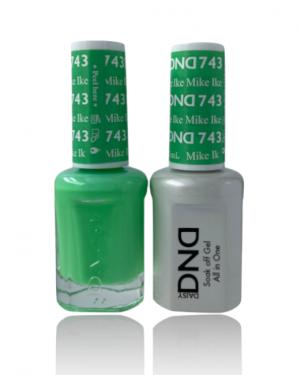 DND DOU - 743-Mike Ike