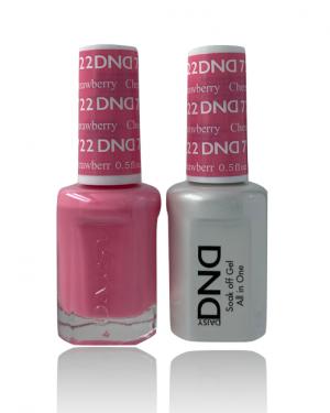 DND Dou - 722-Strawberry Cheesecake