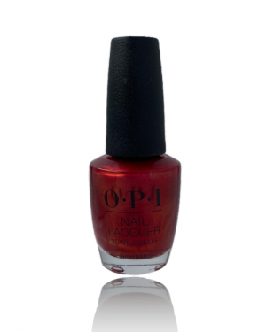 JenaesNails - OPI - An Affair in Red Square
