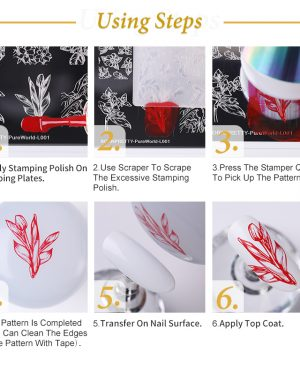 How to Use Stamping Plates